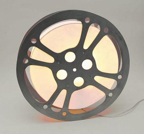 Indoor Decor - Film Reel Lamp SALE