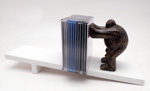 Indoor Decor - CD/Book Holder SALE 2 for $50
