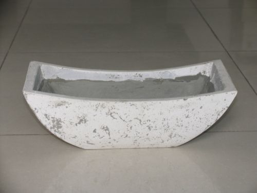 Mini Villa Square Boat Planter - 2 Sizes