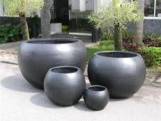 Ball Planter in Premium Lightweight Terrazzo - 4 sizes