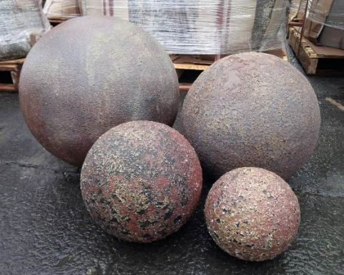 Ocean Rock Ball Feature - 4 Sizes
