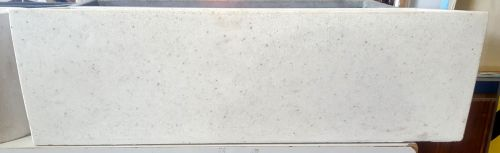 700mm Oblong Planter in Premium Lightweight Terrazzo (Size 1) 700 x 200 x 200H mm