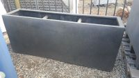 Premium Lightweight  Narrow Oblong Planter 1500 x 350 x 600 H mm - Size 2