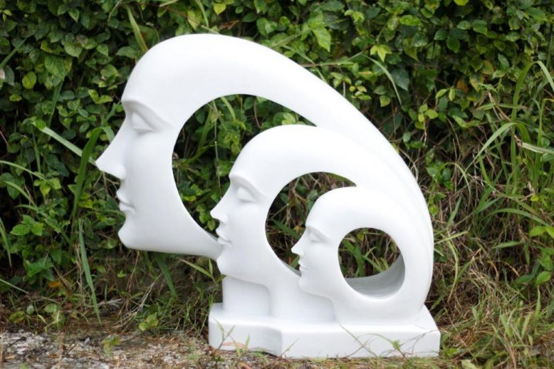 MARBLE LOOK SCULPTURE & STATUES