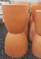 Terracotta Tall U Planter - 3 Sizes