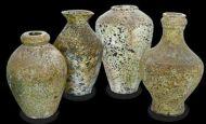 Atlantis Delphi Spa Set Mini Jars 250 x 300 H mm - A B C D