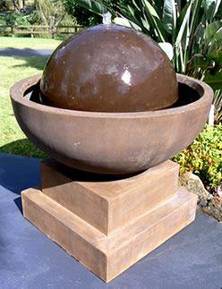 GRC Pietro Volcano Fountain