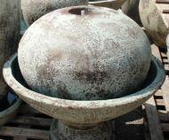 Ocean Rock Radom Ball Fountain