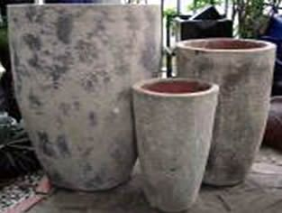 Ocean Rock Giant U Planter 350 x 600 H mm - Size 1