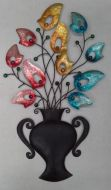Metal Wall Art - Heart Leaves - SALE 2 for $50