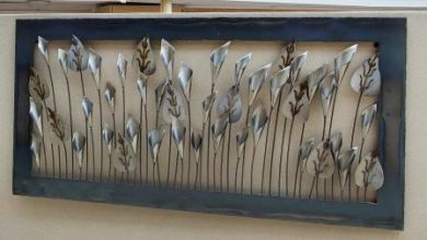 Exterior Wall Art Metal New Garden Ridge Metal Wall Decor Eva ...