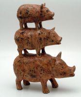 Indoor Decor - Piggy Back