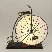 Indoor Decor - Penny Farthing Lamp SALE