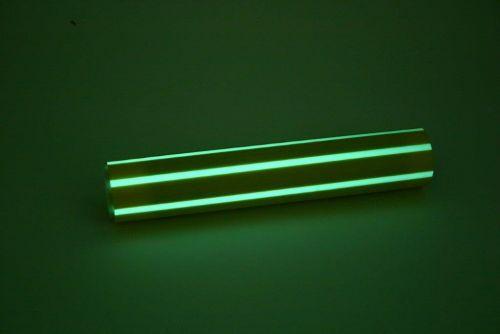 Glow in the dark hand rail covers