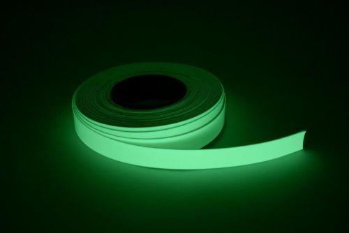Glow in the dark tape 25mm