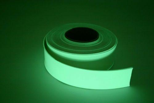 Glow in the dark tape 50mm
