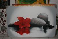Indoor Decor - Zen Frangipani Painting
