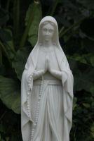 Mary -80 Statue