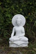 Sitting Buddah - M Statue