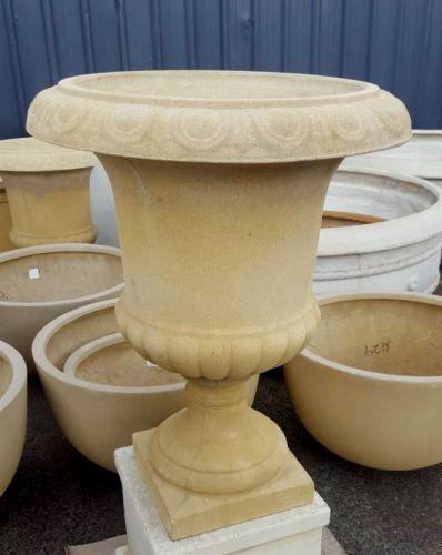 Sandstone Tall Urn - 545 x 700 H mm