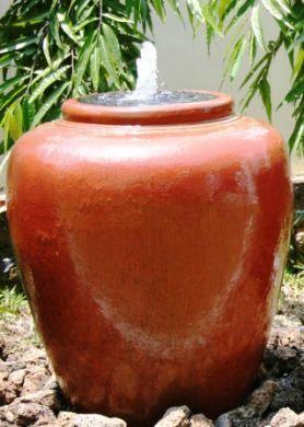 GLZ-13 Premium Glazed Siam Jar