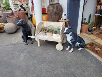 Dog - Fiberglass Life Size