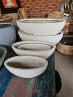 Oval Boat Bowl- Lightweight- ( 3 Size )