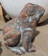 Ocean Rock Small Garden Frog