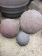 Old Stone-Ceramic Ball - -4 Size